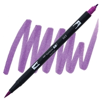 MARKER TOMBOW DUAL BRUSH 665 PURPLE TB56574