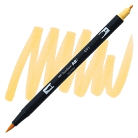MARKER TOMBOW DUAL BRUSH 991 LIGHT OCHRE TB56618