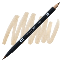 MARKER TOMBOW DUAL BRUSH 992 SAND TB56619
