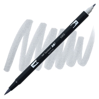 MARKER TOMBOW DUAL BRUSH N95 COOL GRAY 1 TB56644