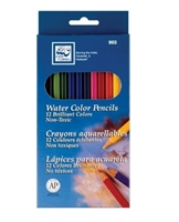 WC PENCIL SET LOEW 12 PC 993