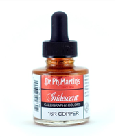 INK IRD MET INK 1OZ COPPER DR PH MARTINS DR400070-16R