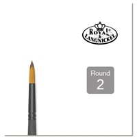 BRUSH MR43R 2 ESS ROUND MR43R-2