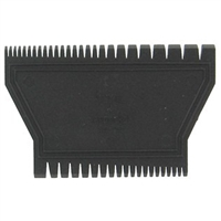 COMB DELUX RUBBER LW117