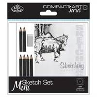 SKETCHING SET MINI CA24