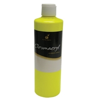 CHROMACRYL NEON YELLOW 500ML 1220