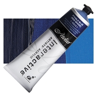 INTER PTHALO BLUE RED SHADE 80ML 4085