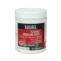 MODELING PASTE LIQUITEX 16 OZ FLEXIBLE LQ8916