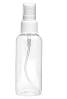 PLASTIC SPRAY BOTTLE 60ML 14011