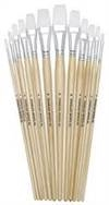 BRUSH 1800 EACH BRISTLE LONG HANDLE VARIETY 12PC 1800 disc