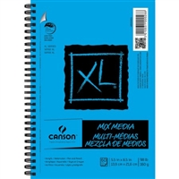 XL MIXED MEDIA PAD 5.5x8.5 60SH CN400037134
