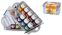GLASS PAINT VITREA 160 ATELIER SET 10X45ML PO758404