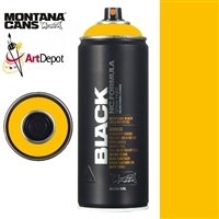 SPRAY MONTANA BLACK NC YELLOW MXB-1030