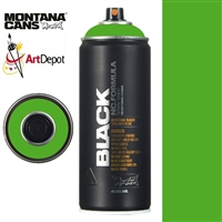SPRAY MONTANA BLACK NC IRISH GREEN MXB-6045