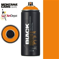 SPRAY MONTANA BLACK NC CLOCKWORK ORANGE MXB-2070