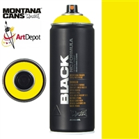 SPRAY MONTANA BLACK NC TRUE YELLOW MXB-TR1000