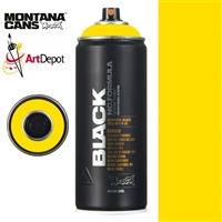 SPRAY MONTANA BLACK NC POWER YELLOW MXB-P1000