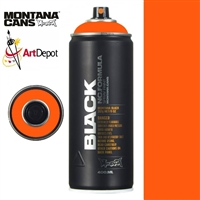 SPRAY MONTANA BLACK NC POWER ORANGE MXB-P2000