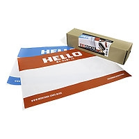 STICKER HELLO MY NAME IS XL A2 MX476754