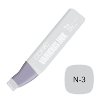 INK COPIC VARIOUS NEUTRAL GRAY 3 CMN3-V