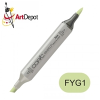 MARKER COPIC SKETCH FYG1 FLUOR. YELLOW CMFYG1-S