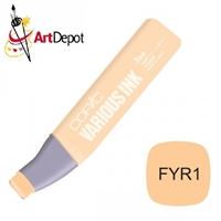 INK COPIC VARIOUS FYR1 FLUOR. ORANGE CMFYR1-V