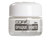 INK COPIC OPAQUE WHITE 30CC G0701 CMCOPQW