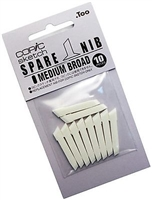 NIB REPLACEMENT MED BROAD 10PK CMMEDBRDN