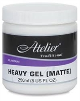 HEAVY GEL MATTE MEDIUM INTER 250ML 4757