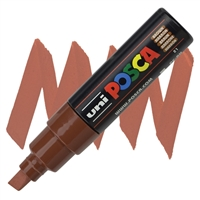 MARKER POSCA PC-8K BROAD BROWN PX148916000