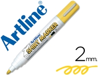 ARTLINE SHIRT MARKER YELLOW 2AM
