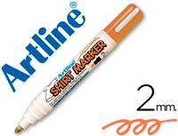 ARTLINE SHIRT MARKER ORANGE 2NA