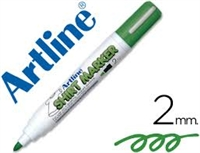ARTLINE SHIRT MARKER GREEN 2V