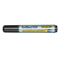 MARKER WHITEBOARD ARTLINE 519 BLACK CHISEL EK-519N