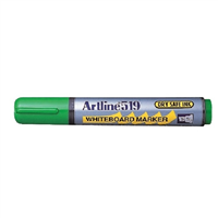 MARKER WHITEBOARD ARTLINE 519 GREEN CHISEL EK-519V