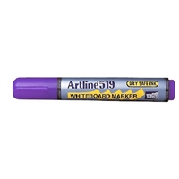 MARKER WHITEBOARD ARTLINE 519 PURPLE CHISEL EK-519M