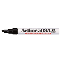 MARKER WHITEBOARD ARTLINE 509 BLACK CHISEL EK-509N