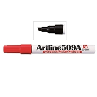 MARKER WHITEBOARD ARTLINE 509 RED CHISEL EK-509R