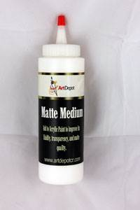 MATTE MEDIUM ART DEPOT 8 ONZ 68858