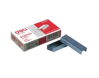 STAPLES BOX OF 1000 PCS DELI 0012