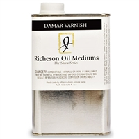 DAMAR OIL VARNISH SHIVA 16OZ GLOSS 120723