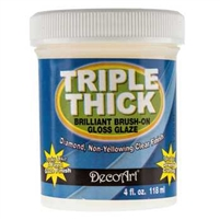 TRIPLE THICK GLOSS GLAZE 4OZ DPTG01-10