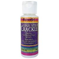 CRACKLE MEDIUM 1 STEP  AMERICANA 2OZ DPDS69-3