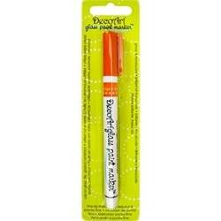 PAINT MARKER GLASS ORANGE DGPM06