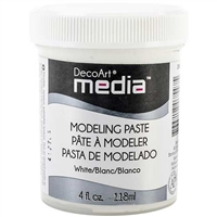 MEDIA MODELING PASTE 4OZ WHITE DPDMM21-71