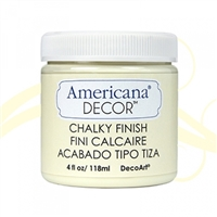 AMER CHALK PAINT 4OZ WHISPER DPADC03-96