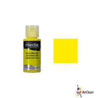 FLUID ACRYLIC DECO 1onz HANSA YELLOW LIGHT-2 DPDMFA16-26