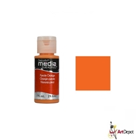 FLUID ACRYLIC DECO 1onz PYRROLE ORANGE -4 DPDMFA21-26