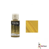 FLUID ACRYLIC DECO 1onz METALLIC GOLD -3 DPDMFA49-26