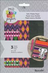 Decoupage Paper Ppr Tribal Dpdp07 K